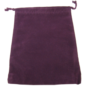 Parts Bag, Medium, Purple