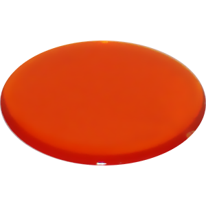 Wink, 22mm, Translucent Orange