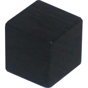 Ad for Cube, 10mm, Black
