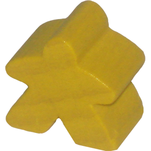 Meeple, Yellow