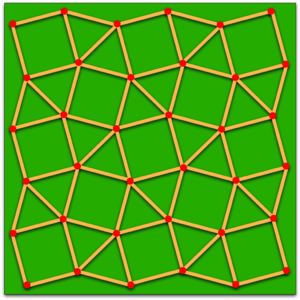 Large Square Mat