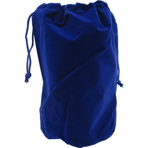 Ad for Parts Bag, Large, Blue