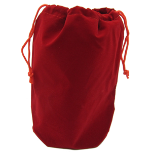 Ad for Parts Bag, Large, Red