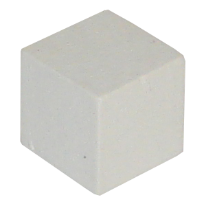 Ad for Cube, 10mm, White