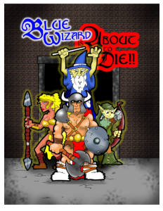 blue wizard is about to die