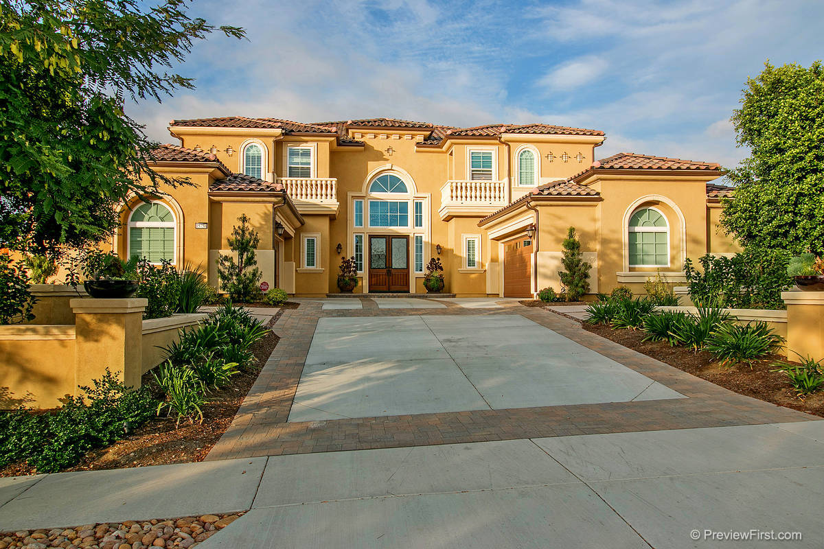 15756 Via Santa Pradera San Diego, California 92131