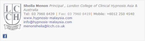 School Principal Email Signature Template