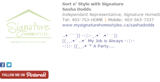 Realtor Email Signature Template