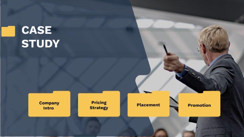 Modele Pour La Presentation D Entreprises Technologiques Prezi