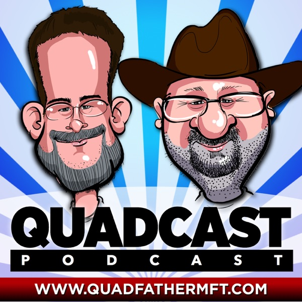Logo of QuadCast podcast