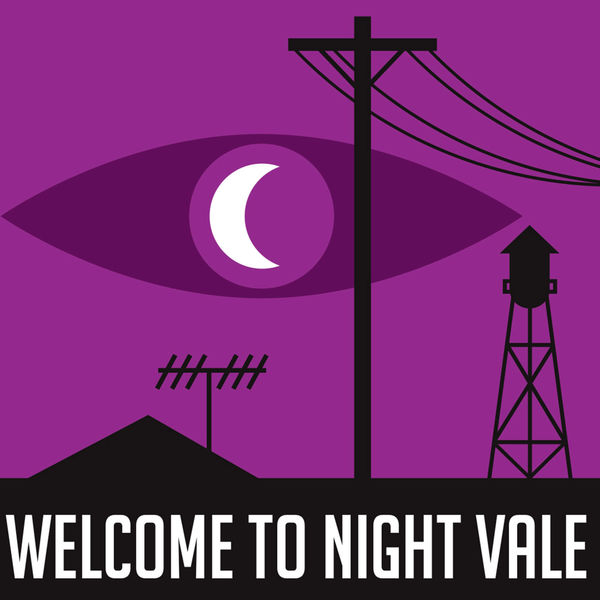 Logo of Welcome to Night Vale