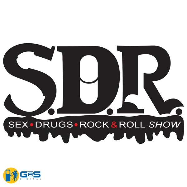 Logo of The SDR Show (Sex, Drugs, & Rock-n-Roll Show) w/Ralph Sutton & Big Jay Oakerson