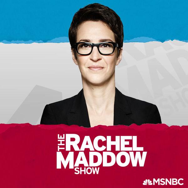 Logo of The Rachel Maddow Show