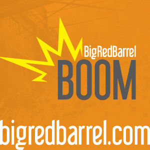 Logo of Boom – Big Red Barrel