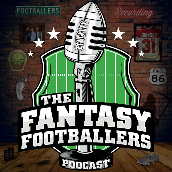 Logo of Fantasy Footballers - Fantasy Football Podcast