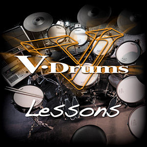 Logo of Roland V-Drums Lessons