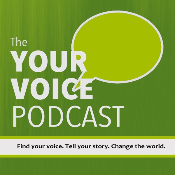 Logo of The Your Voice Podcast