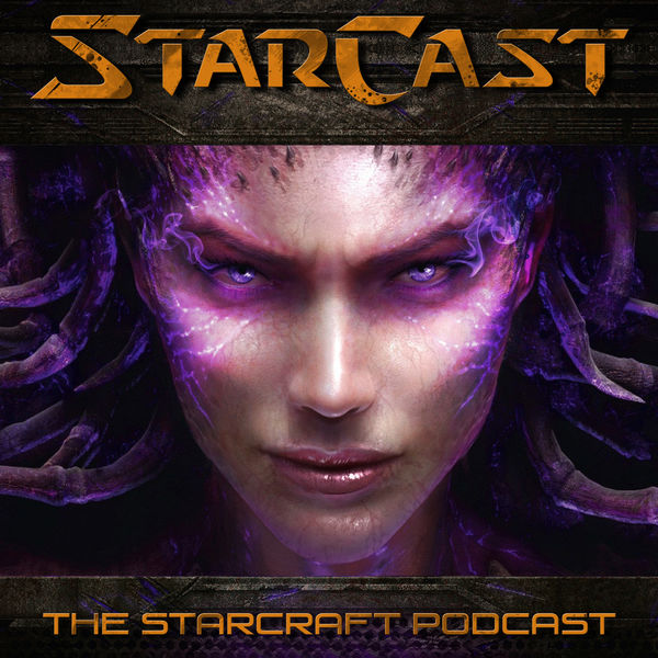 Logo of StarCast: The StarCraft Podcast