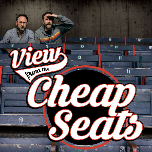 Logo of View from the Cheap Seats with the Sklar Brothers