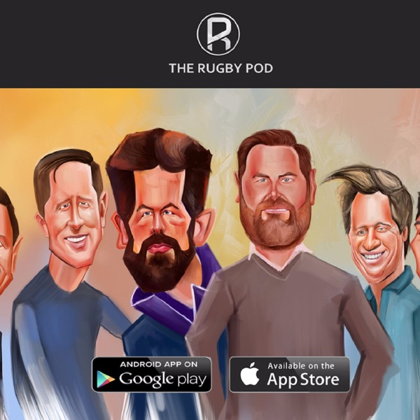 Logo of The Rugby Pod
