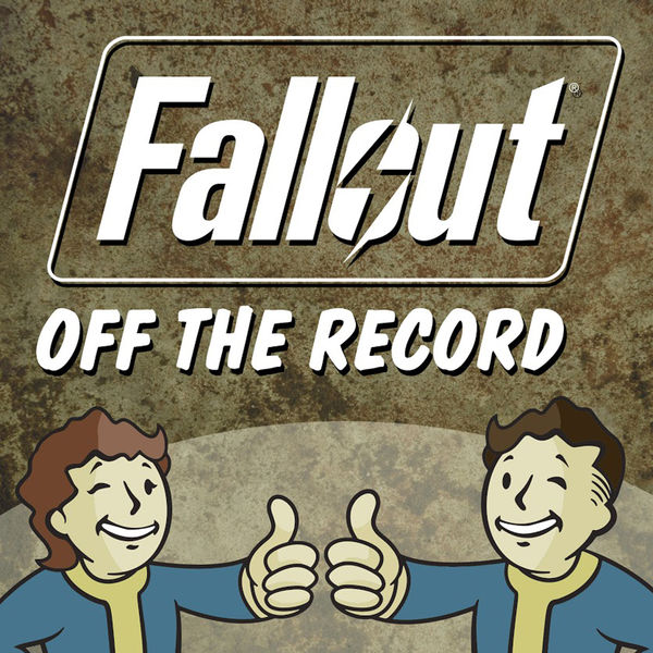 Logo of Fallout Off the Record - A Fallout Podcast