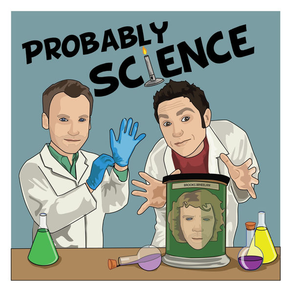 Logo of Probably Science