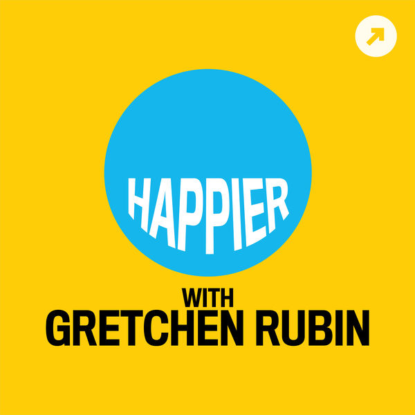 Logo of Happier with Gretchen Rubin