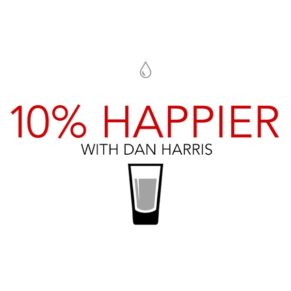Logo of 10% Happier with Dan Harris