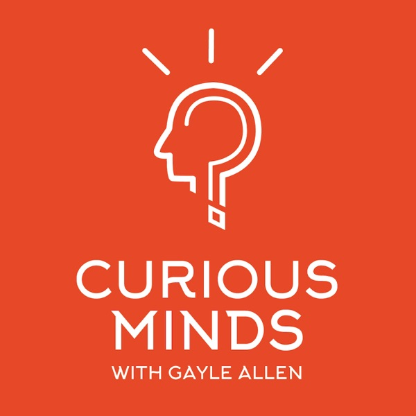 Logo of Curious Minds: Innovation in Life and Work