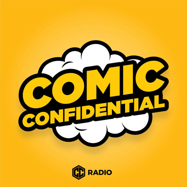 Logo of Comic Confidential