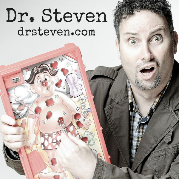 Logo of The Dr. Steven Show | Where Health Innovation Meets Inspiration