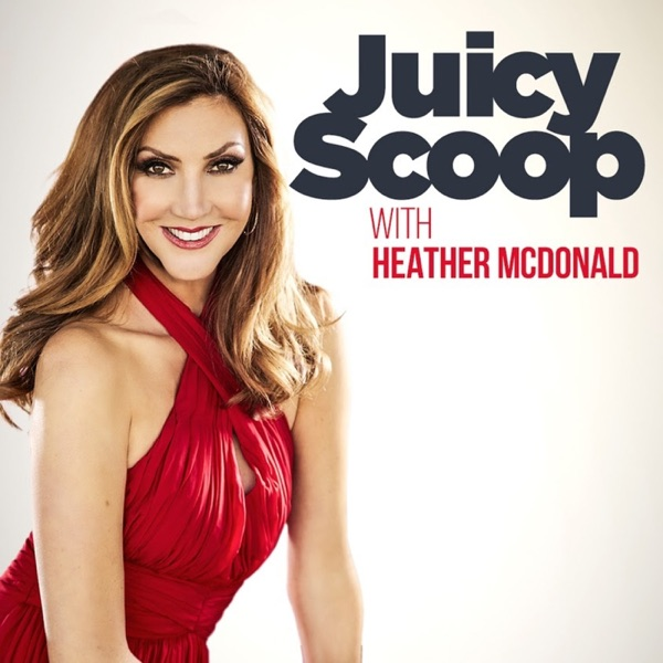 Logo of Juicy Scoop with Heather McDonald