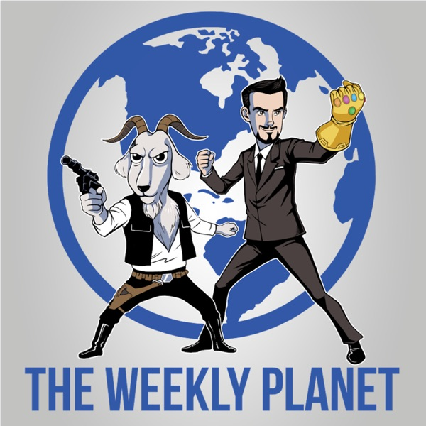 Logo of The Weekly Planet