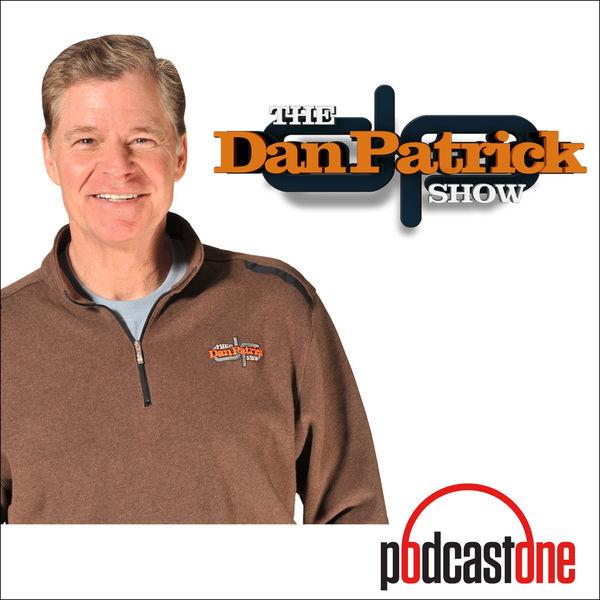 Logo of The Dan Patrick Show on PodcastOne
