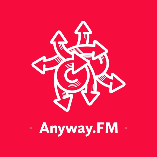 Logo of Anyway.FM 设计杂谈