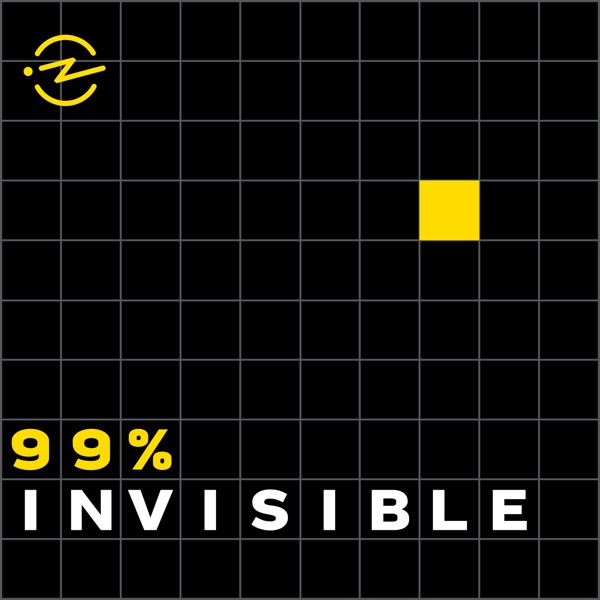 Logo of 99% Invisible