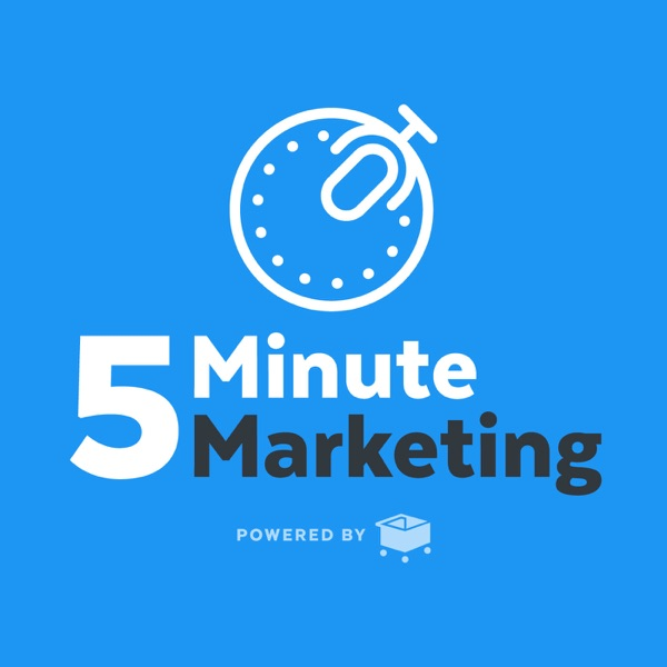 Logo of 5 Minute Marketing with Brian Moran