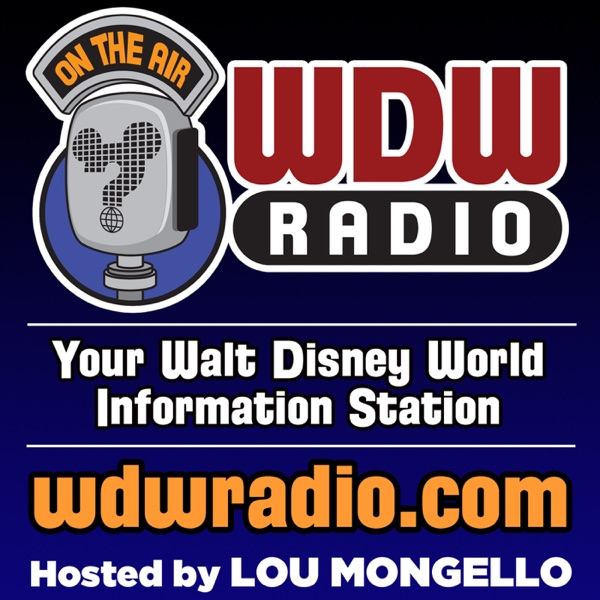 Logo of The WDW Radio Show - Your Walt Disney World Information Station