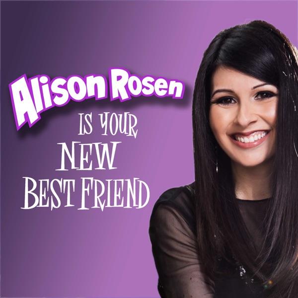 Logo of Alison Rosen Is Your New Best Friend