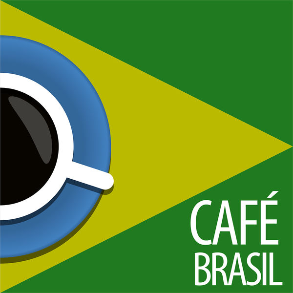 Logo of Café Brasil Podcast