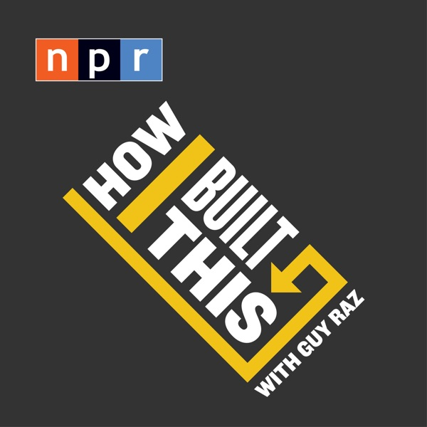Logo of How I Built This with Guy Raz