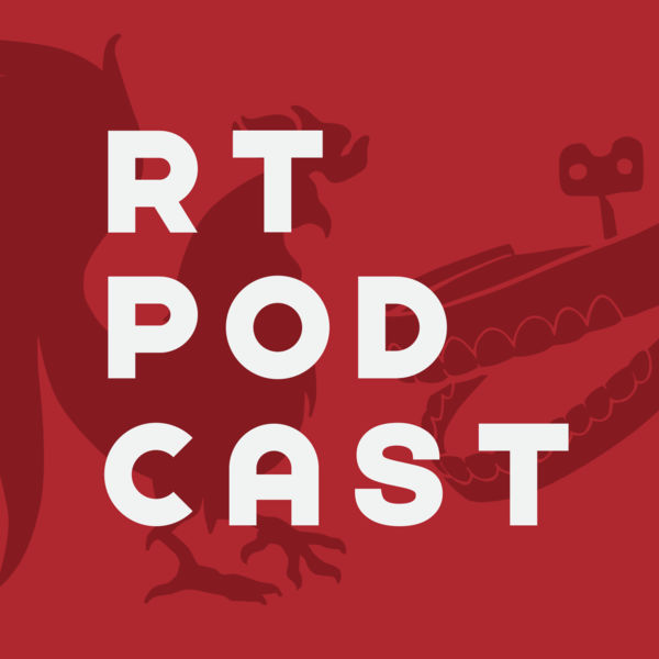 Logo of Rooster Teeth Podcast
