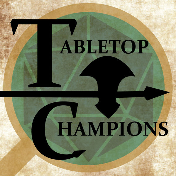 Logo of Tabletop Champions - Real Play D&D 5E (DND 5e)