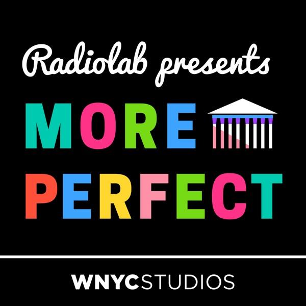 Logo of Radiolab Presents: More Perfect
