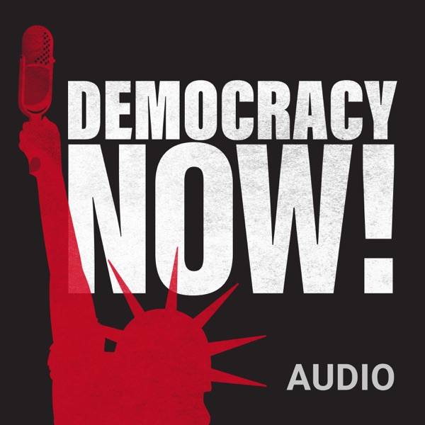 Logo of Democracy Now! Audio