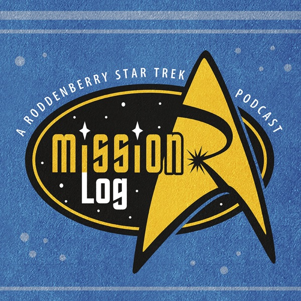 Logo of Mission Log: A Roddenberry Star Trek Podcast