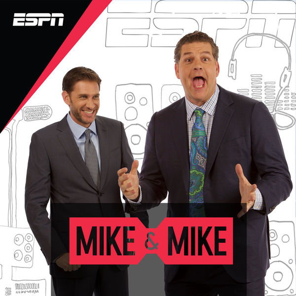 Logo of Mike & Mike