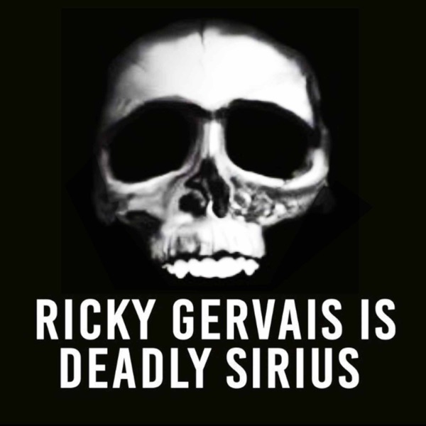 Logo of The Ricky Gervais Podcast