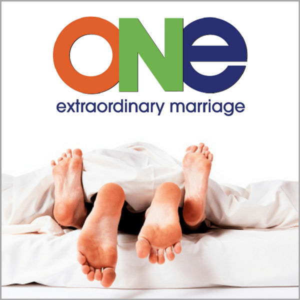 Logo of ONE Extraordinary Marriage Show | Sex. Love. Commitment.