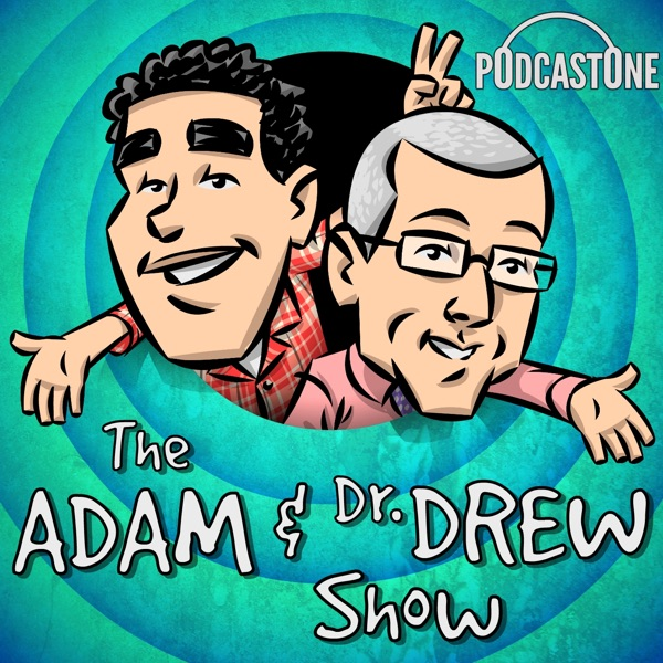 Logo of The Adam and Dr. Drew Show